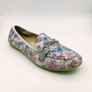 Floral loafer