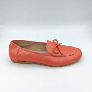 Coral loafer